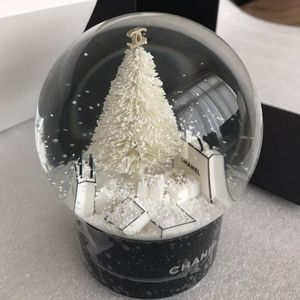 NEW* Chanel Holiday Snow Globe: Bags/Tree …